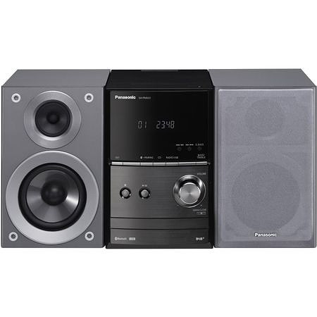 Panasonic SC-PM602EG-S, Microsistem audio