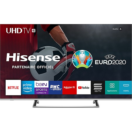 Hisense H50B7500, SMART TV LED, Ultra HD 4K, 126 cm