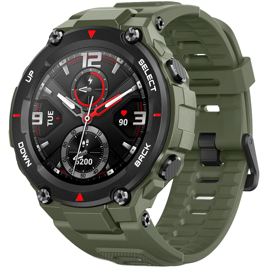 Huami Amazfit T-REX/A1919, Smartwatch, Army Green