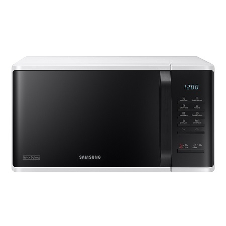 Samsung Cuptor cu microunde MS23K3513AW, 23 L. 800W, Quick Defrost