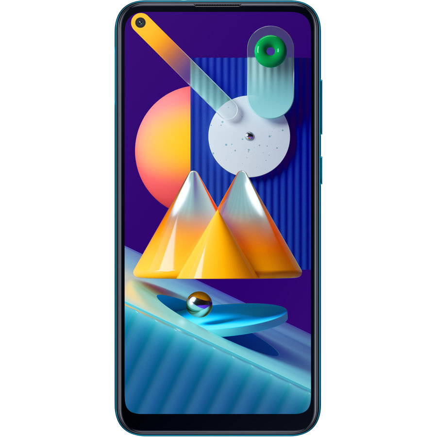 Samsung Galaxy M11 Dual-SIM Metallic Blue