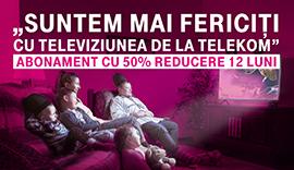 Televiziune de la Telekom
