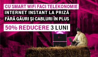 Smart Wifi Telekom