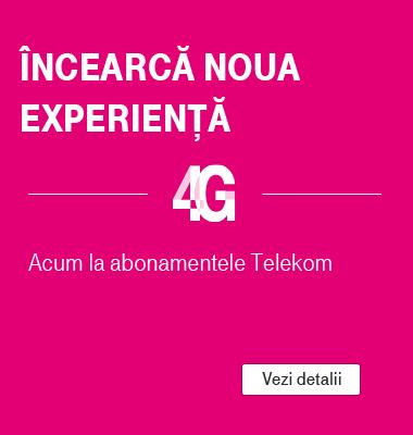 Traieste experienta 4G