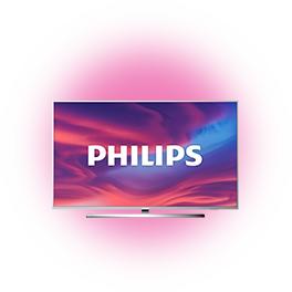 SMART TV 4k Philips LED Android, Ultra HD 4K, Ambilight, 139 cm