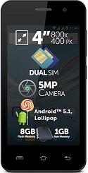 Allview A5 Easy Dual SIM negru
