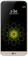 LG G5 auriu