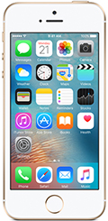 iPhone SE 16GB auriu