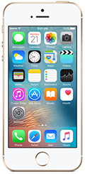 iPhone SE 64GB auriu