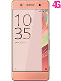 Sony Xperia XA roz auriu