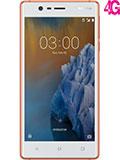 Nokia 3 Dual SIM alb si cupru