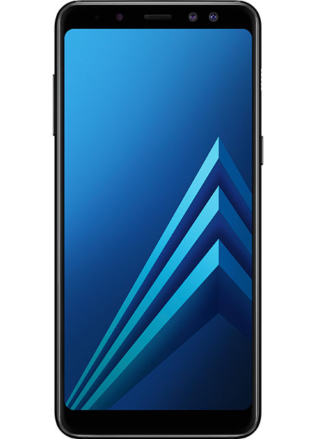 SamsungGalaxyA8DualSIMnegru-1