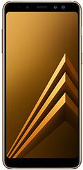 Samsung Galaxy A8 Dual SIM auriu