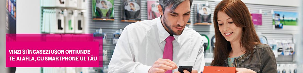 Vinzi si incasezi usor cu smartphone-ul tau
