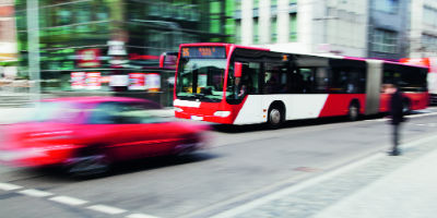 Gestionare circulație transport public