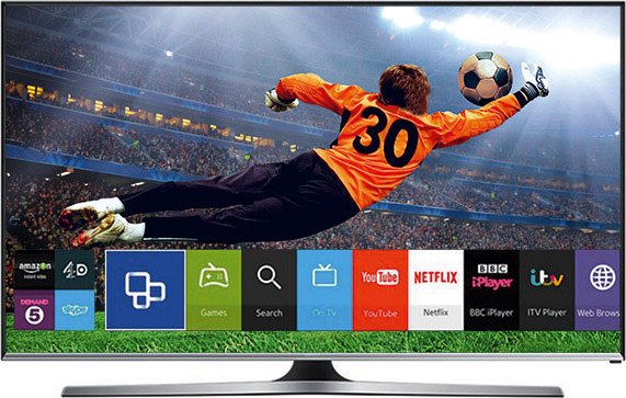Samsung Smart TV UE49K5672SUXXH