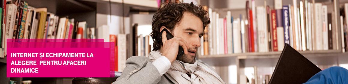 Cele mai noi dispozitive Telekom pentru afacerea ta