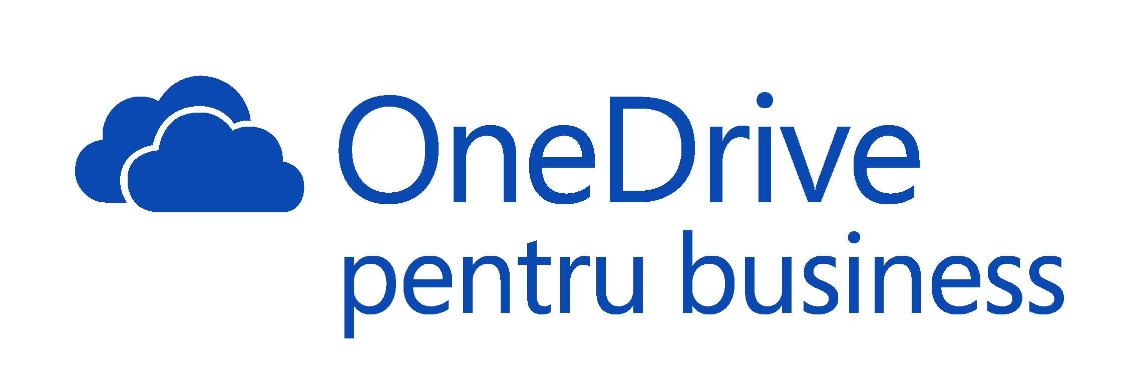 One Drive pentru business