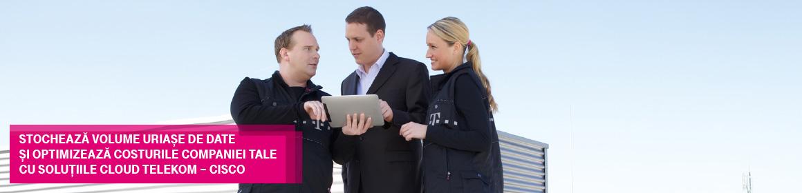 Peste 60 de profesioniști certificați Cisco garantează calitatea serviciilor