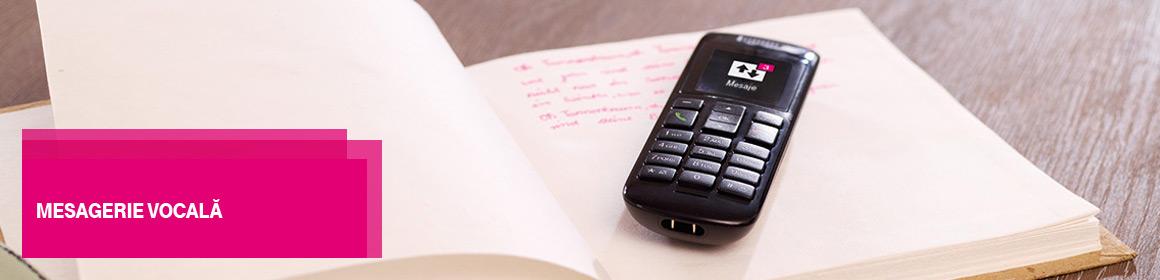 Serviciu de mesagerie care permite inregistrarea mesajelor