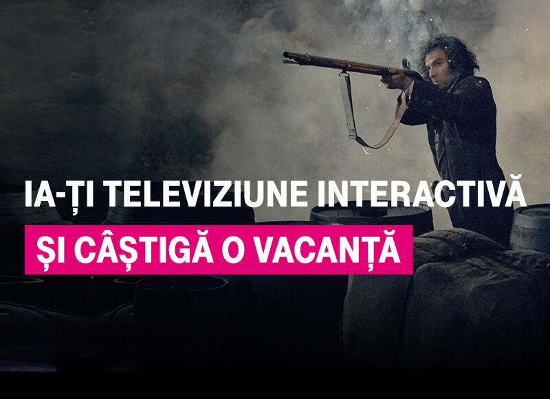 televiziune interactiva