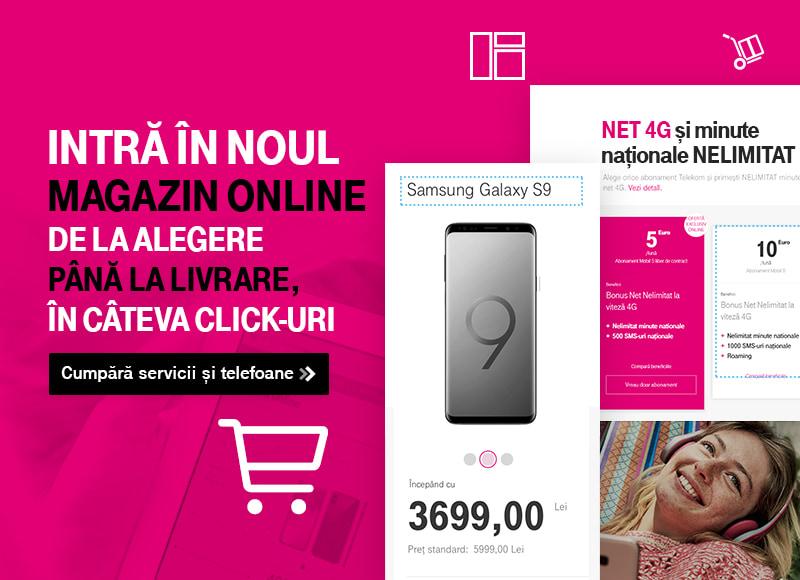 Oferta portare Telekom