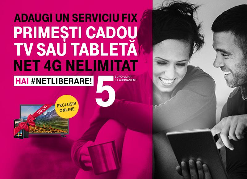 Oferta postpaid Telekom