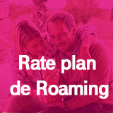 rate plan de roaming