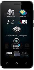Allview P5 Pro Dual SIM negru
