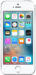iPhone SE 64GB argintiu