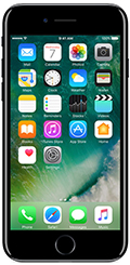 iPhone 7 256GB negru lucios