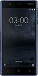 Nokia 3 Dual SIM albastru