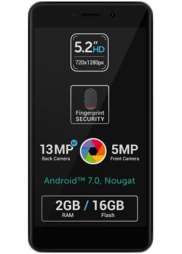 Allview P9 Life Dual SIM negru