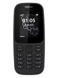 Nokia 105 negru