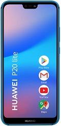 Huawei P20 Lite albastru