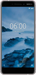 Nokia 6.1 Dual SIM alb