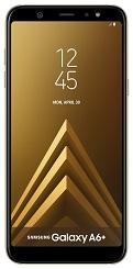 Samsung Galaxy A6 Plus Dual SIM auriu
