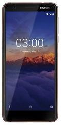Nokia 3.1 Dual SIM negru