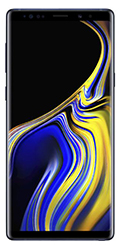 M/P Samsung Galaxy Note 9 Dual Blue