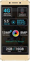 Allview P8 Pro Dual SIM auriu