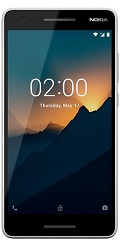 Nokia 2.1 Dual SIM gri argintiu