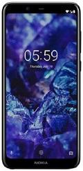 Nokia 5.1 Plus Dual SIM negru