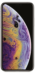 iPhone Xs 512GB argintiu
