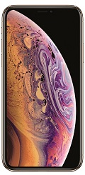 iPhone Xs 64GB auriu