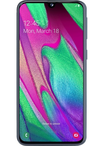 Samsung Galaxy A40 Dual Black
