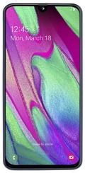 Samsung Galaxy A40 alb