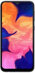 Samsung Galaxy A10 32GB Dual SIM black