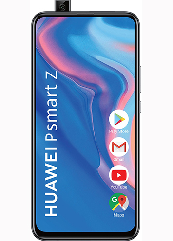 Huawei P Smart Z 64GB midnight black